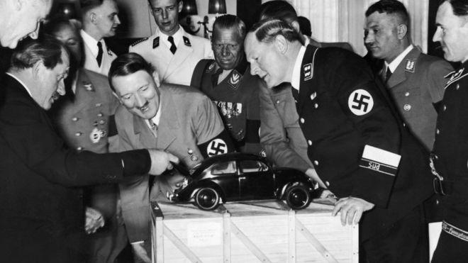 大众汽车在二战时那些事儿