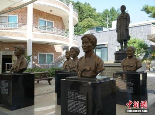 韩国原慰安妇访日:历史不容否认 问题不会消失_李玉善