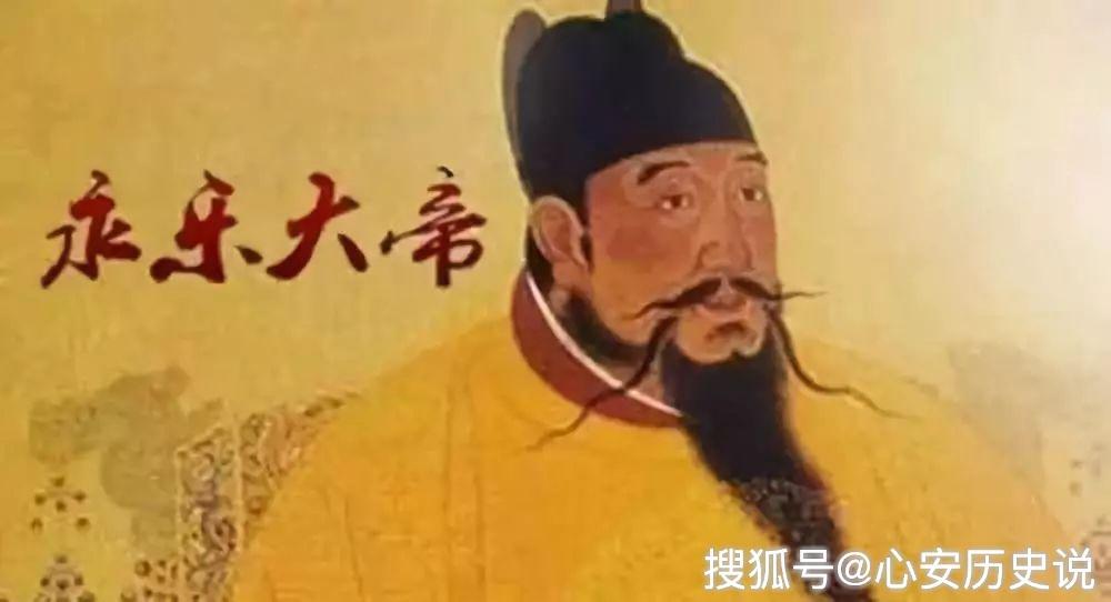 朱棣为什么倾尽财力建造北京紫禁城?