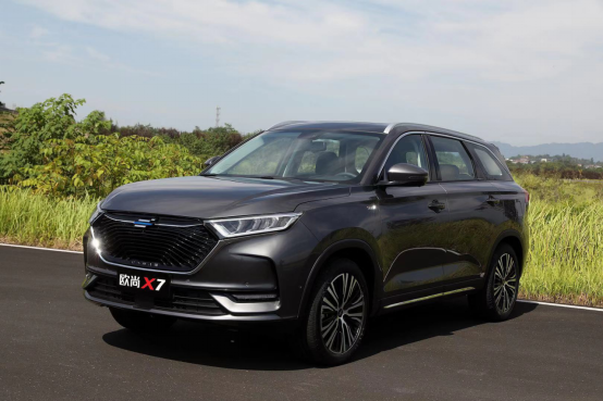 长安欧尚X7预售价7.99-11.99万元,实力搅局紧凑SUV市场