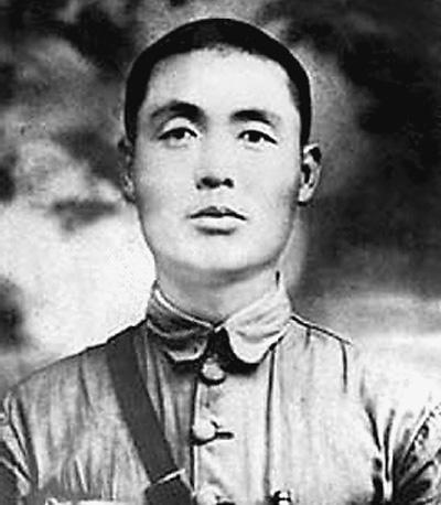 红四方面军李特_此将是红军西征途中,牺牲最高将领,曾被称赞为红军中的铁流 ...