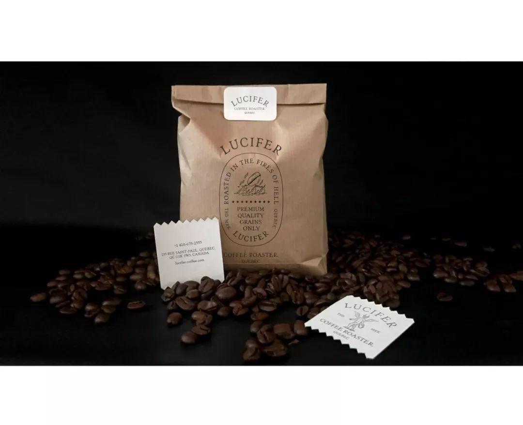 咖啡品牌视觉设计