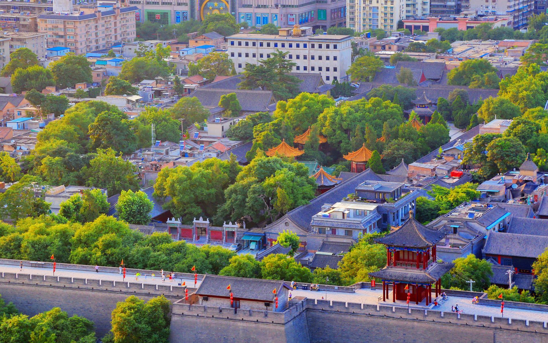 西安最具文化的景区,收藏我国最多的碑文,国宝级文物100多件