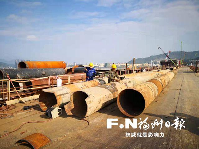 道庆洲大桥市政公路部分预计明年建成通车