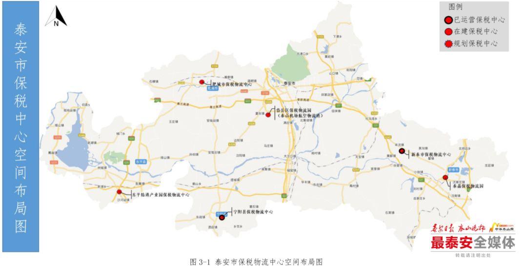 宁阳城区规划图