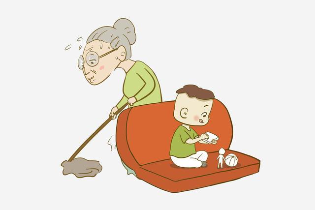 越来越多【为什么现在越来越多的老人不愿意带娃?还不都是家长作的!】