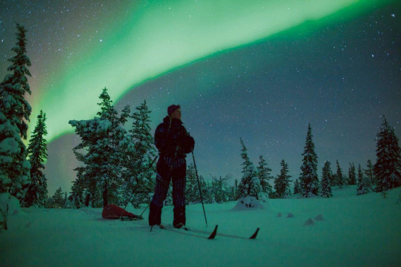 原创             这座小城,承包了芬兰整个冬天的玩乐!