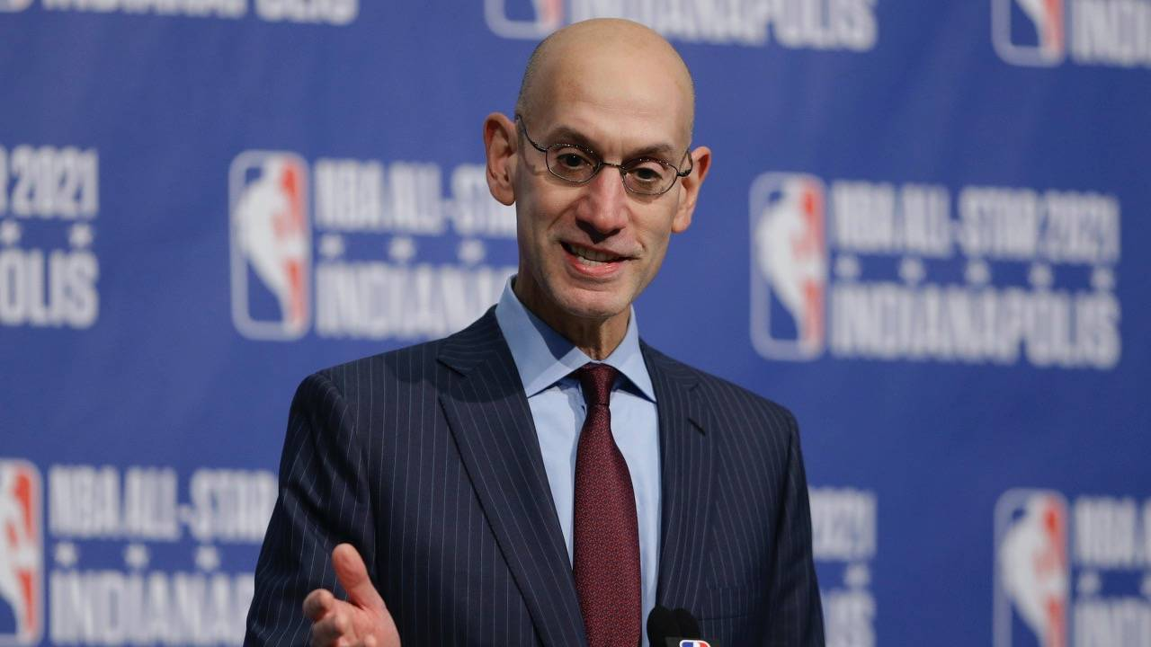 NBA 总裁支持涉港言论,明天的 NBA 中国赛还办吗?