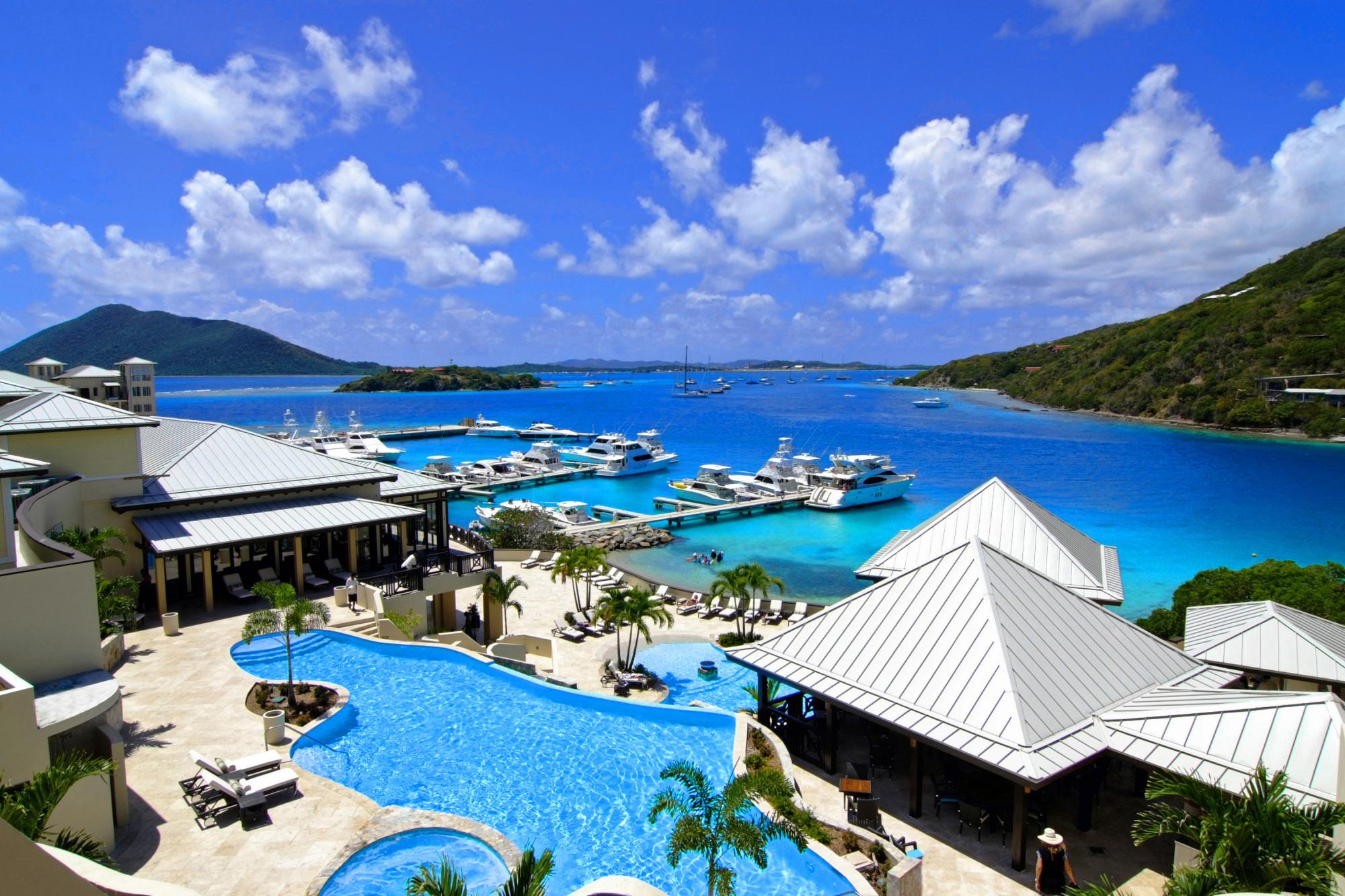 原创             真正的处女群岛:因11000名处女而得名,美国花2500万买下39%群岛