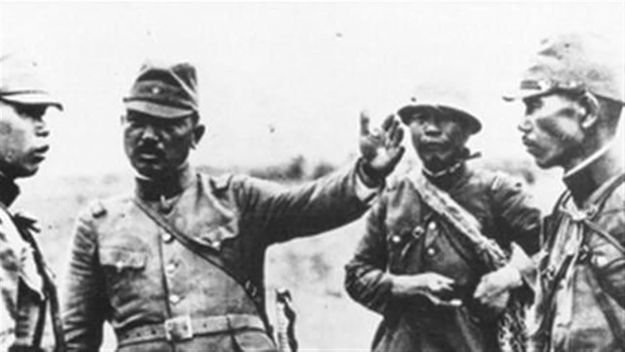 鬼子进村,不料被50岁老人用日语痛骂,日军军官 师哥,打扰了