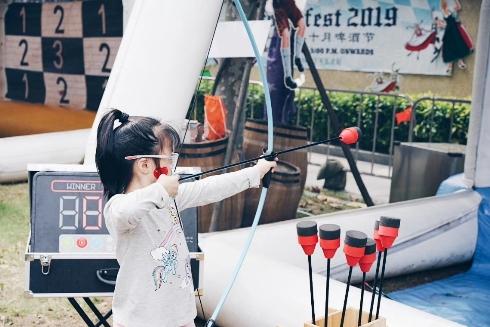 """玩""""酷""""十一""""CHINA COOL全国幼儿体育趣味赛亲子"""