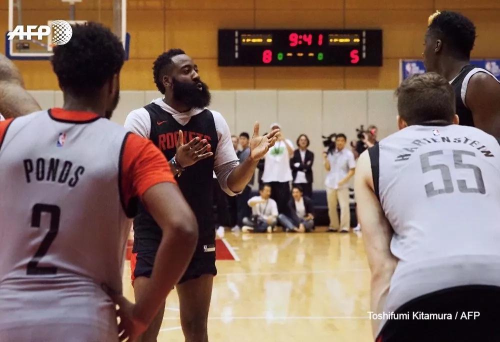 NBA凉凉!肖华首次公开回应:支持莫雷!哈登道歉后被骂惨了