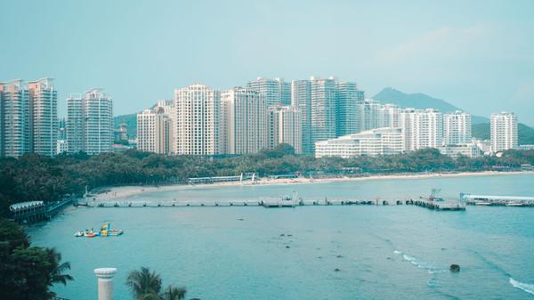 三亚大东海度假新选择,这家JW万豪让游客来了不想走