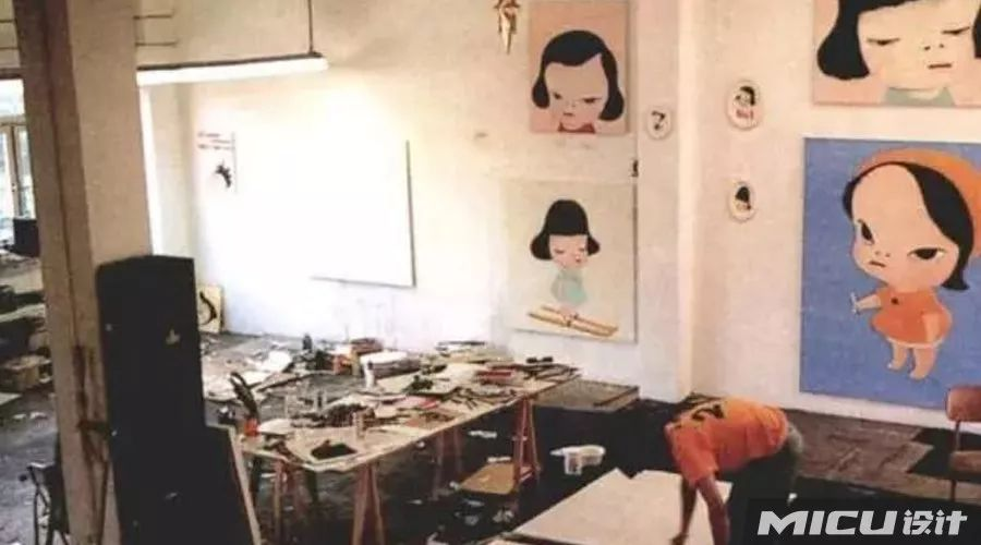 奈良美智大爆发,一幅画竟然卖了1.784亿元!