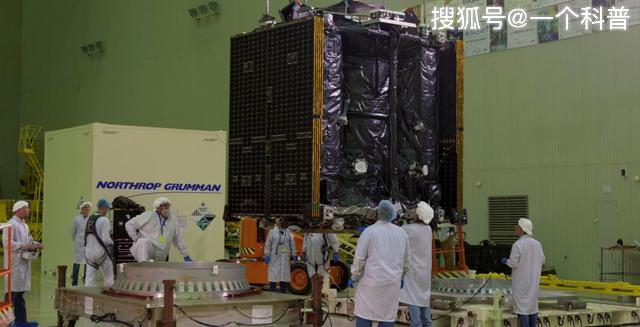 首个商业在轨延寿服务航天器发射