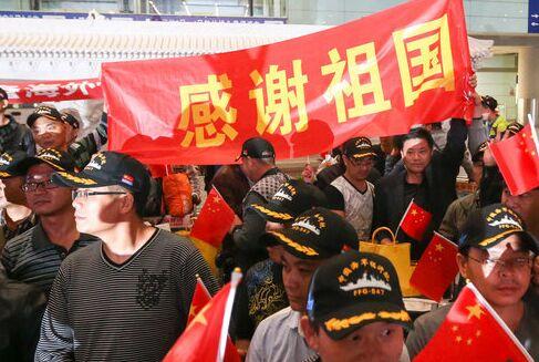 原创             出事先保中国人,外国人:凭啥?俄媒:凭他们手中拿的是中国护照