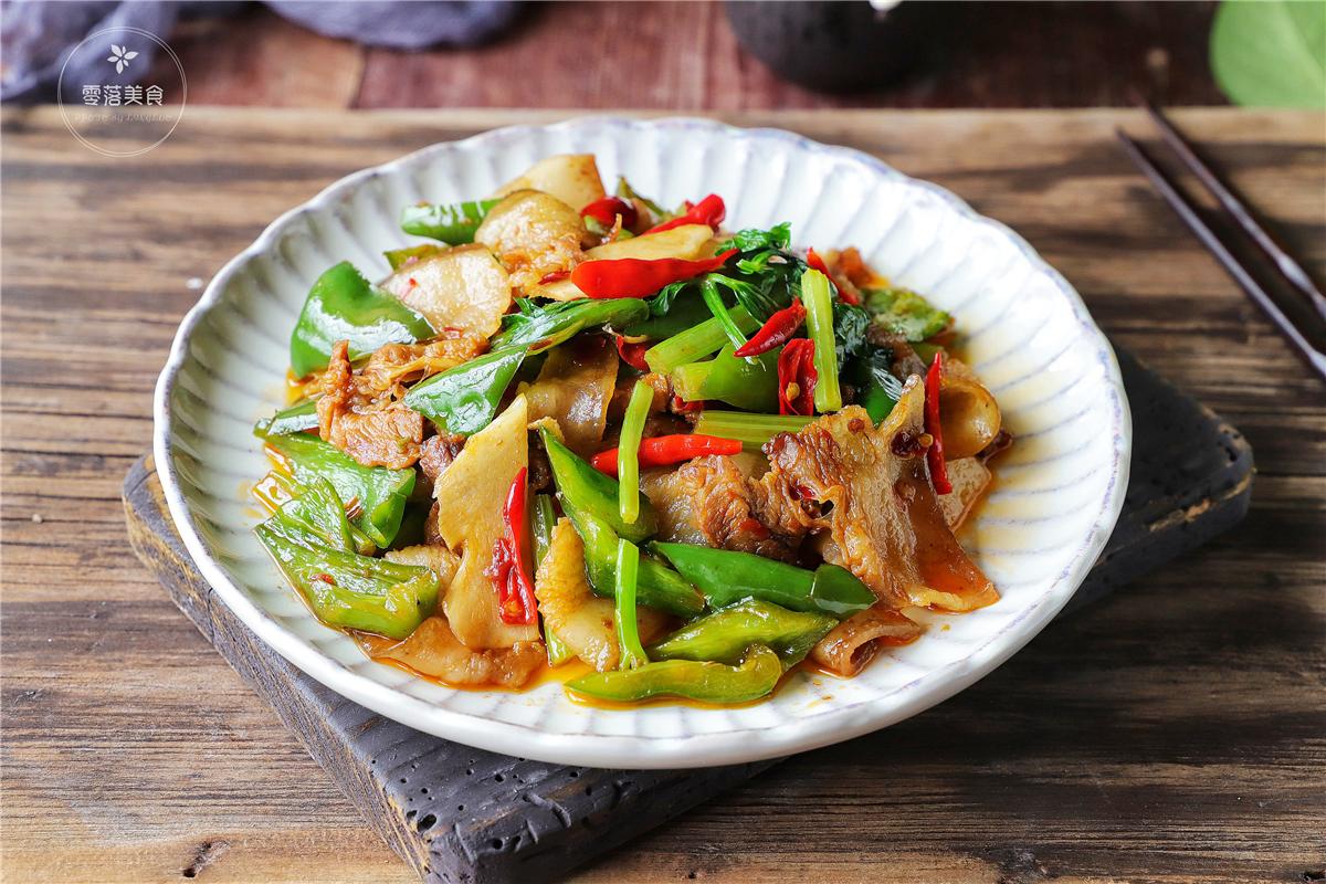 【天冷了就馋这道菜,喷香美味,补铁润燥,最适合贴秋膘,老少皆宜】补