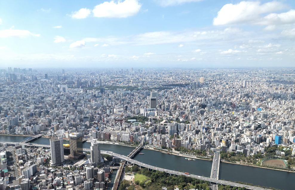 东京小记_日本