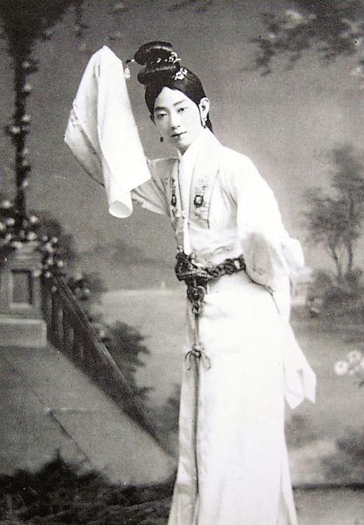 100年前,梨园 顶流 梅兰芳怎样在东京创造天价演出票的纪录