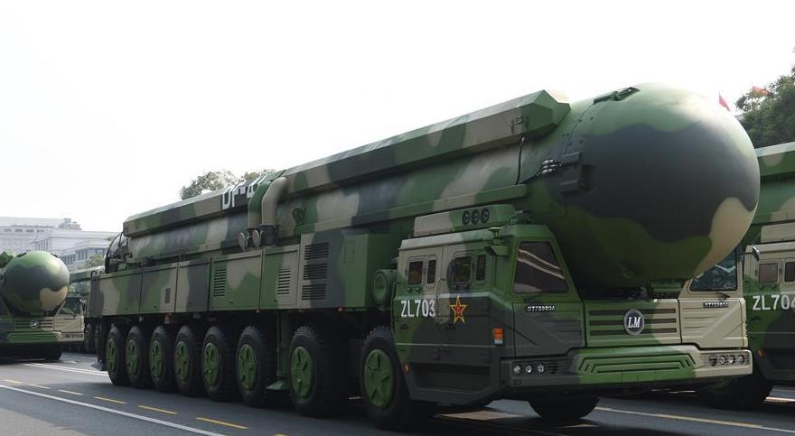 为什么一般国家根本玩不起洲际导弹,看完东风41的造价你就知道了_装备