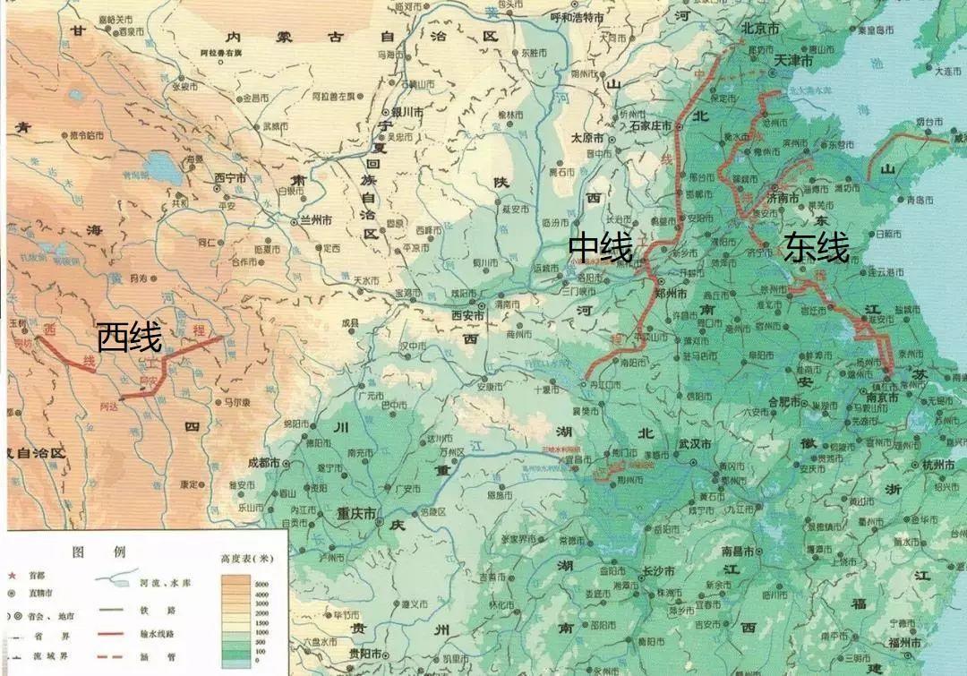 长江、黄河空白图1_文档下载