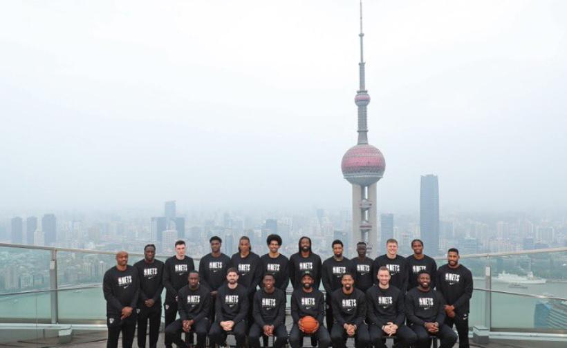 前方:篮网NBA中国赛关怀行动取消 后续活动待定