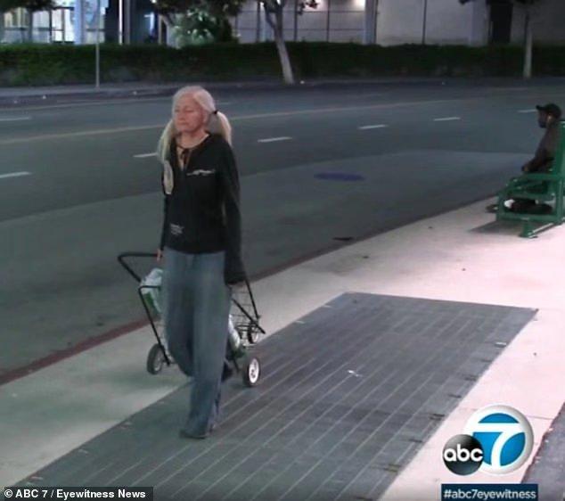 不堪医疗费重负,女小提琴家流落洛杉矶街头,美妙歌喉震撼全美