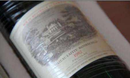 全球最贵名酒排行,中国天价酒上榜,82年拉菲排不上号