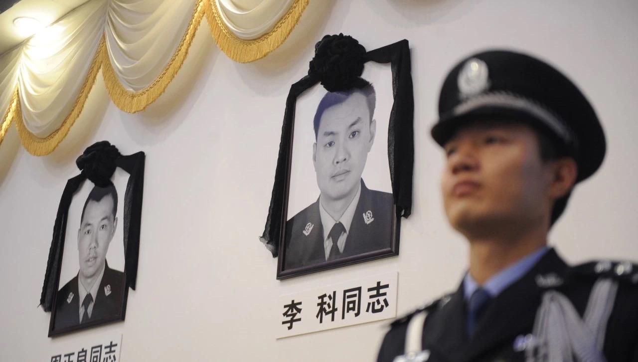 """34岁民警救援游客牺牲,被追授""""成都市优秀共产党员"""""""