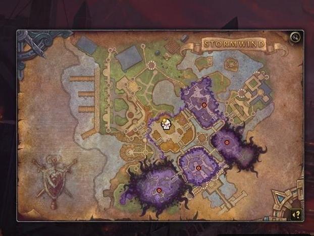 魔兽世界8.3:挑战副本来了,可获传说披风,还有怀旧版天赋树!