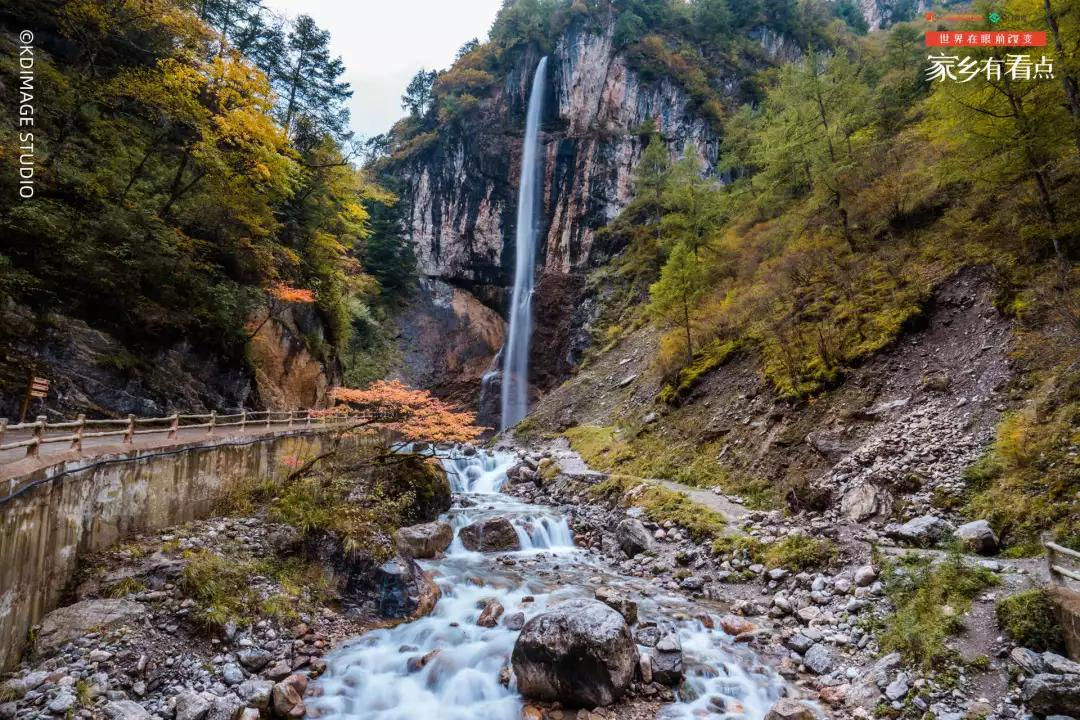 甘肃的这座小城,景色媲美九寨沟,却隐匿了上千年!
