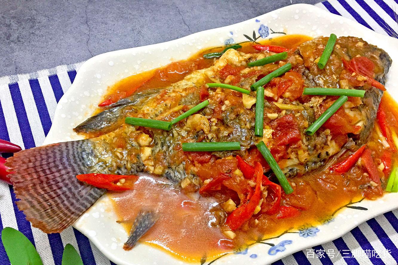 【猪肉太贵不如吃鱼,学会这个做法,鱼肉细嫩,味道酸酸的,特下饭】