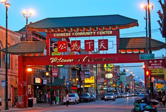 原创             曾经繁华的唐人街,为何如今华人纷纷撤退,背后的原因耐人寻味