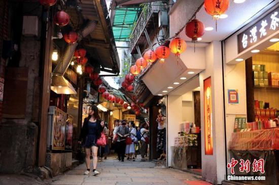 台湾9月出口额下跌全年负增长成定局_中新社