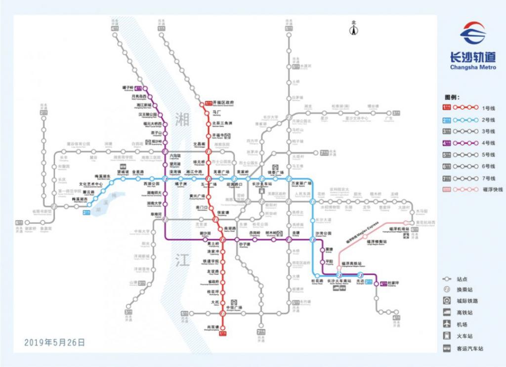 北海地铁规划图2020