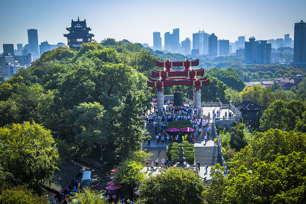 原创             玩转江城二日游,打卡武汉最地标