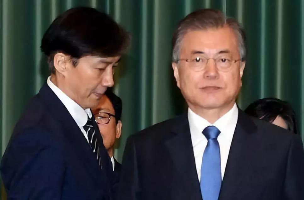 韩国国会即将召开,自由韩国党要求解除曹国职务,韩民众也不淡定了!