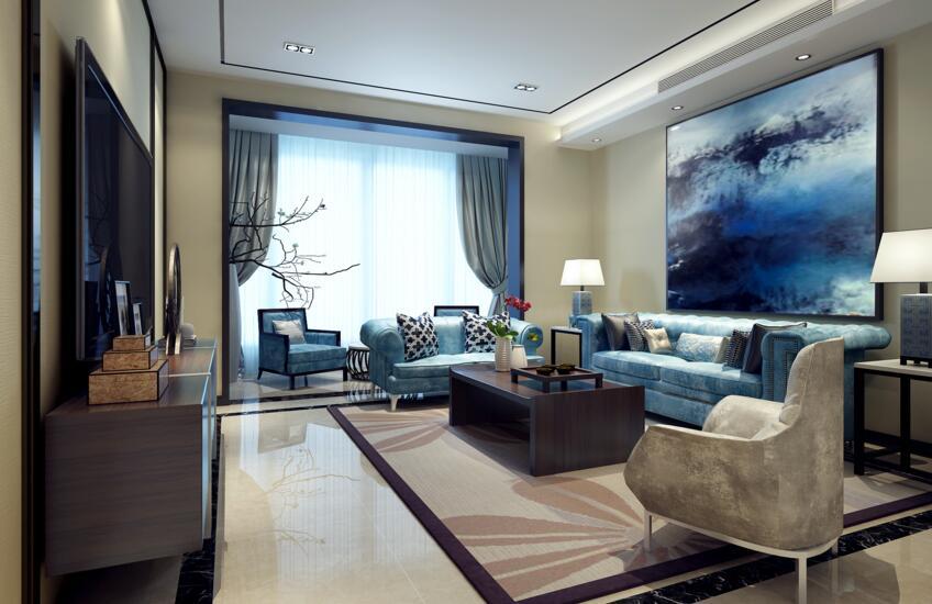 窗帘风水什么颜色好运?客厅窗帘什么颜色旺财?