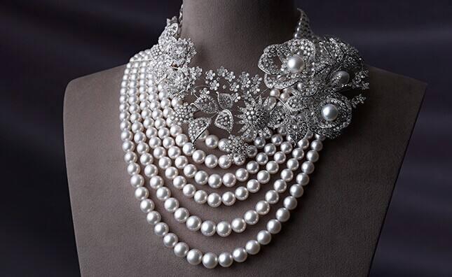 珍珠首饰搭配准则有哪些?
