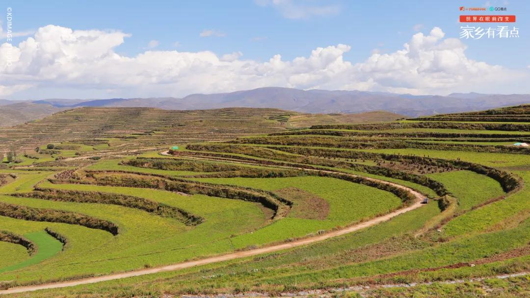 飞瀑、峡谷、雪山、神秘的羌藏文化,这个陇南秘境一年四季都值得去!