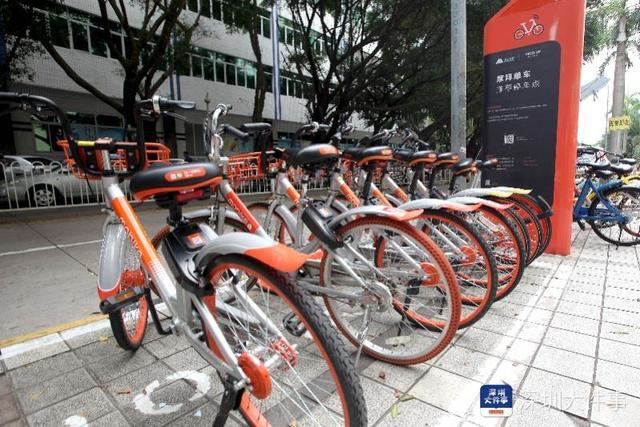 全国最爱骑行城市深圳排第四,南山中心区、龙华入围热门骑行商圈