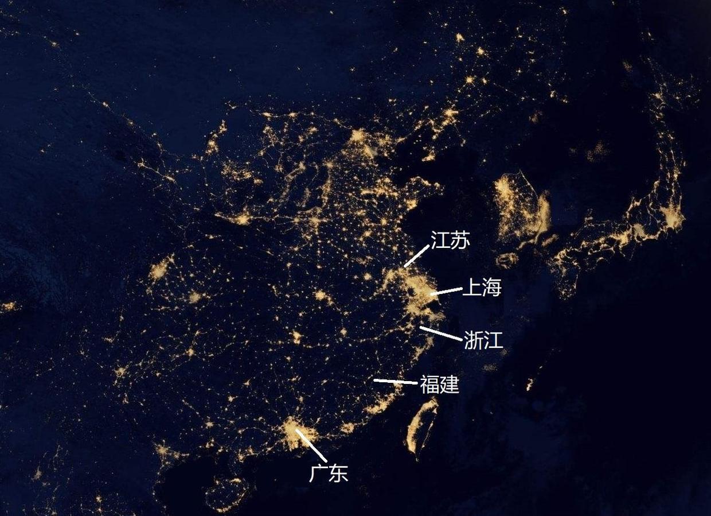 浙江gdp为什么比江苏低_把广东、江苏、浙江、福建和上海的GDP相加,能排到世界第几呢?