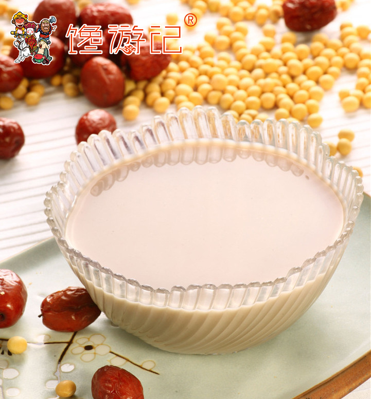 馋游记红枣豆浆,一如既往的喜欢