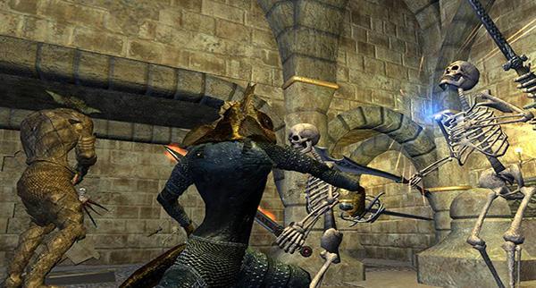 魔兽世界受到Eq地启发而诞生,而这款游戏却因难度太高而没落