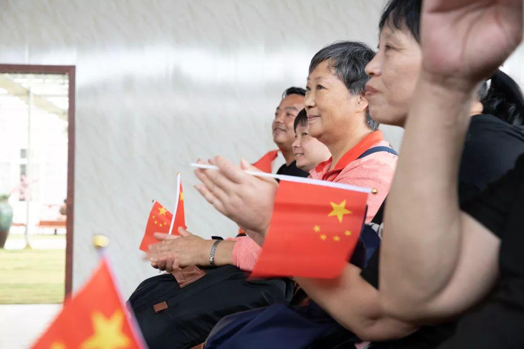 寻找新中国 同龄人 , 祝福祖国共度重阳活动圆满结束