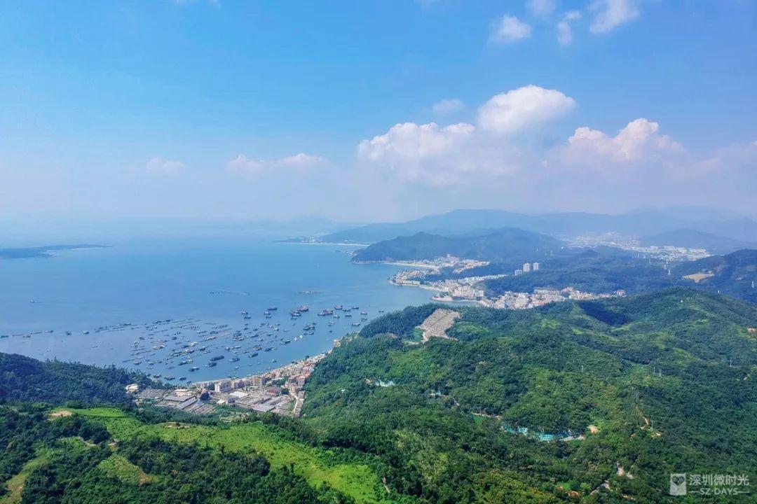 探秘深圳最美无人村,半山半海,堪称世外桃源!