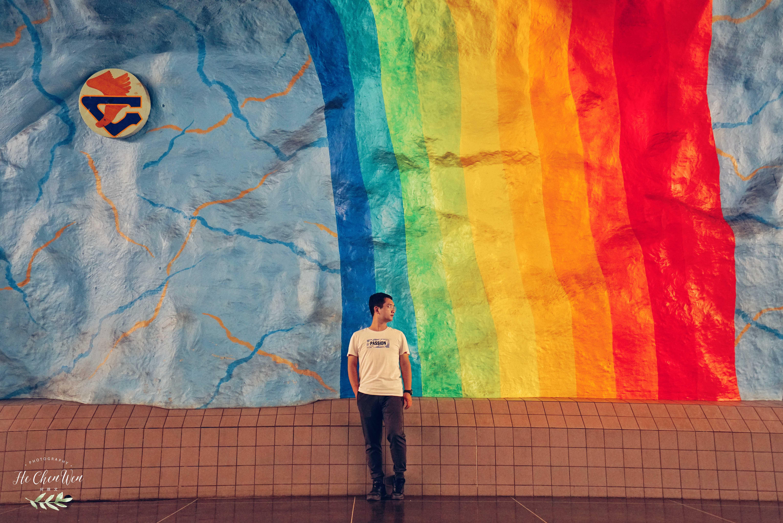 原创             世界最美地铁,被誉为最炫地下艺术长廊,网友高呼太美了