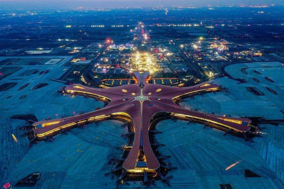 原创             新世界七大奇迹,中国独占两处,北京大兴国际机场公认第一!