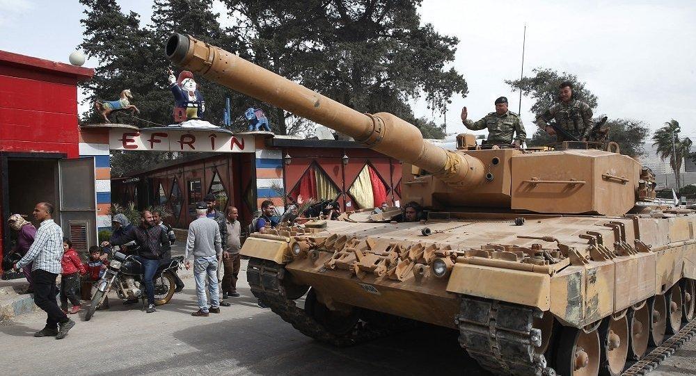 土耳其军队完成集结,24小时内发动战争!美军昔日盟友孤立无援_武装