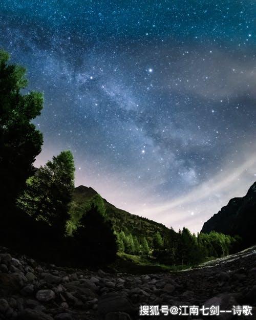 原创 原创抒情诗:哪个孤独者,没有属于自己的梦想?